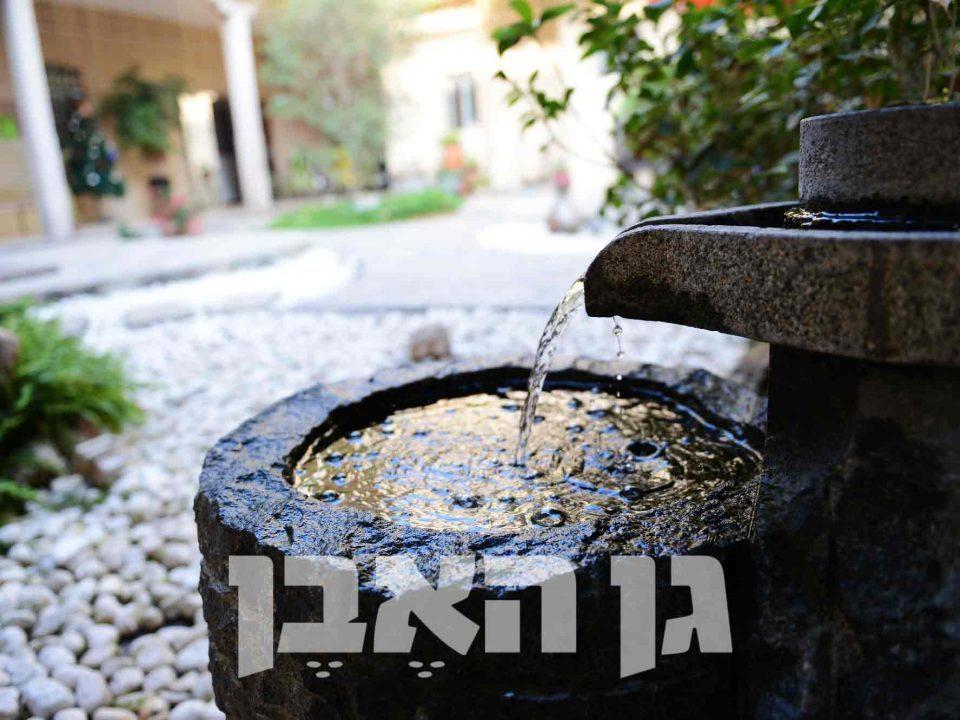 אבן רייחים כאלמנט מים