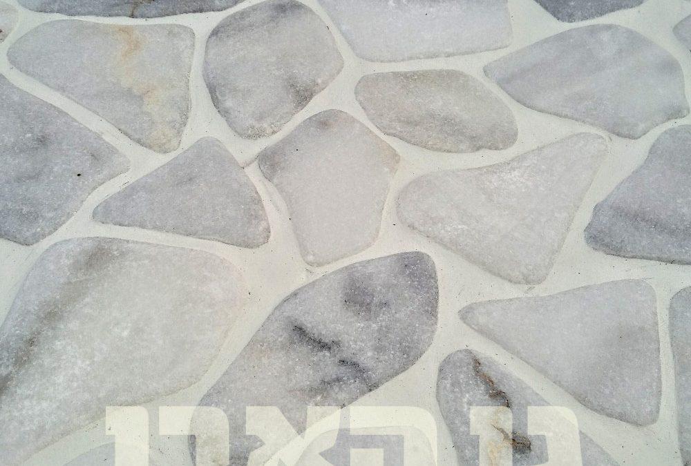אבן שלג לחיפוי