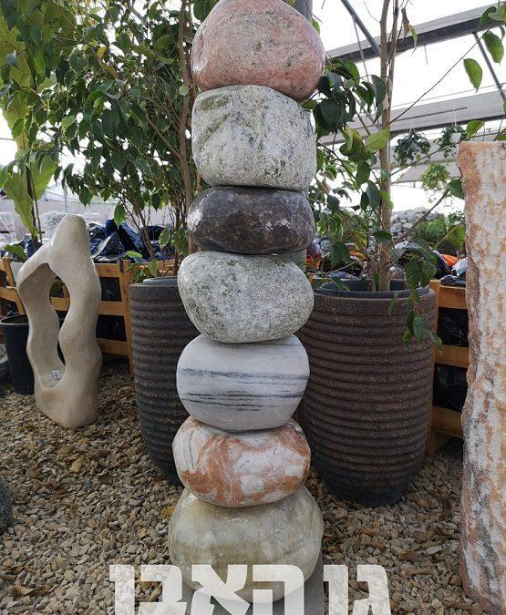 מגדל אבנים מלוטשות