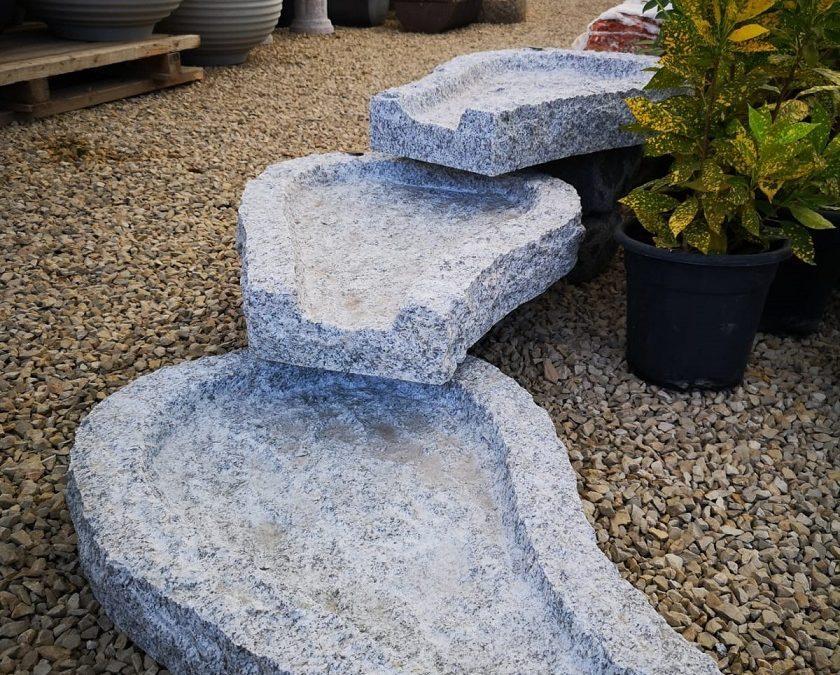 משפך מים מאבן גרניט