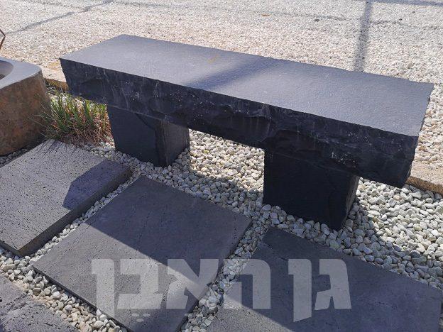 ספסל ליימסטון שחורה
