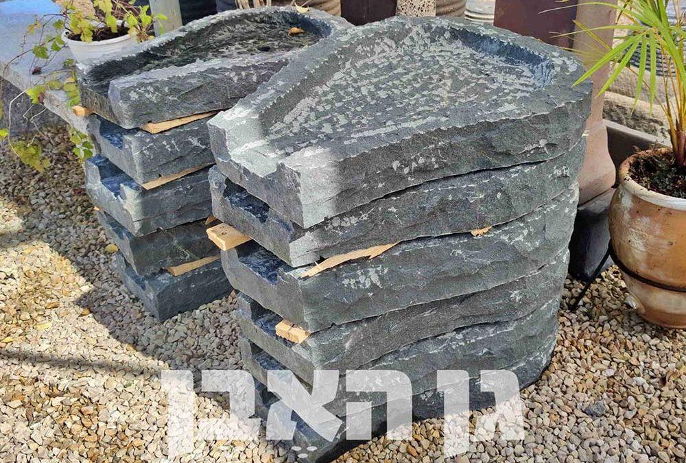 אלמנט משפך אבן בזלת